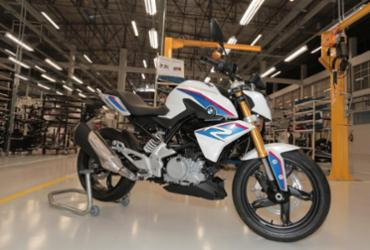BMW G 310 R chega por R$ 21.900