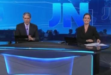Jornal Nacional muda cenário e integra redações