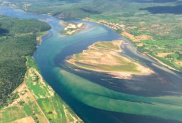 Expedição aérea registra belezas do Rio São Francisco