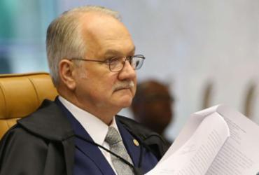 STF indica que vai confirmar hoje delação da JBS e Fachin na relatoria