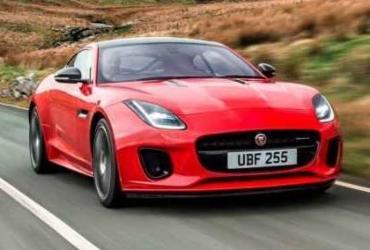 Jaguar anuncia F-Type com motor 2.0 turbo