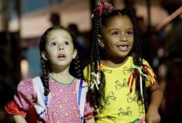 Centro Histórico de Salvador já está em clima de São João