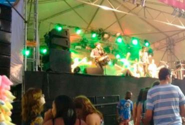 Tio Barnabé abre os festejos juninos no largo do Pelourinho  
