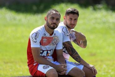 Bahia aposta em quarteto ofensivo contra o Flamengo