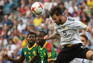 Alemanha derrota Camarões e encara o México na semifinal