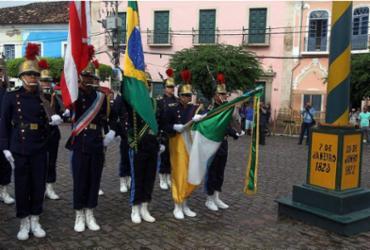 Comemorações da Independência da Bahia têm início em Cachoeira