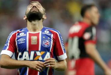 Com um a menos, Bahia perde do Flamengo e entra no Z-4