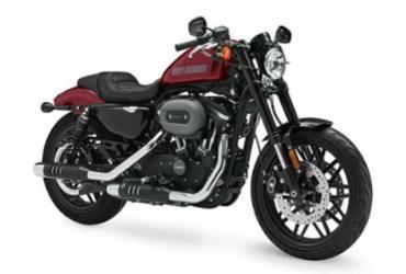 """Roadster é """"patinho bonito"""" da Harley"""