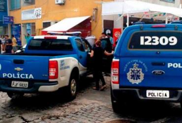 Polícia já tem suspeito de matar homem dentro de banheiro em Porto Seguro
