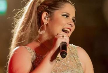 Marília Mendonça dá bronca em fã durante show na Bahia