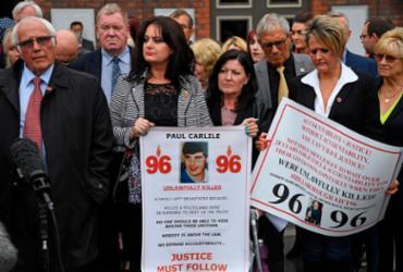 Seis pessoas são formalmente acusadas pela Tragédia de Hillsborough em 1989