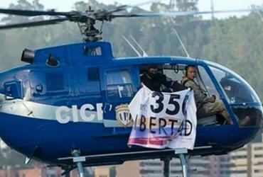 "Helicóptero dispara contra Supremo; Maduro fala em ""atentado terrorista"""