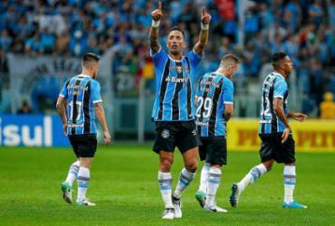 Grêmio e Fla abrem boa vantagem; Palmeiras e Cruzeiro empatam