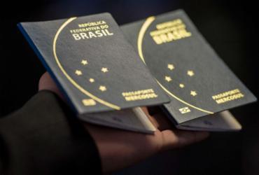 Polícia Federal suspende a emissão de passaporte