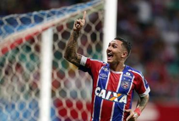 Confira as imagens de Bahia x Atlético-GO pelo Brasileirão