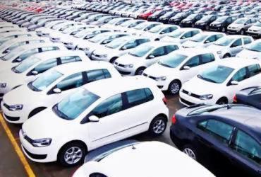 Vendas de veículos em alta: 25,1% de crescimento em maio