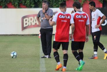 Gallo comanda primeiro treino com titulares na Toca do Leão
