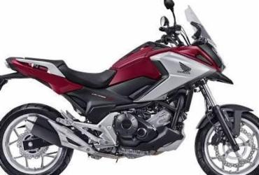 Honda NC 750X 2018 fica mais barata