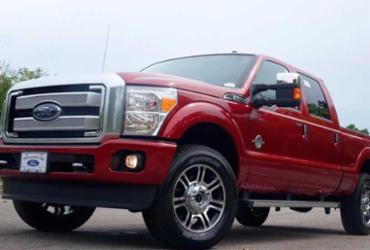 Importadora vende Ford F-250 a partir de R$ 450 mil