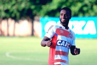 Apresentado, Mendoza é relacionado para jogo contra Cruzeiro