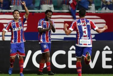 Bahia se impõe na Fonte, vence o Cruzeiro e entra no G-6