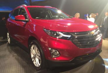Chevrolet apresenta Equinox em Buenos Aires