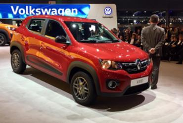 Renault começa a vender Kwid em agosto