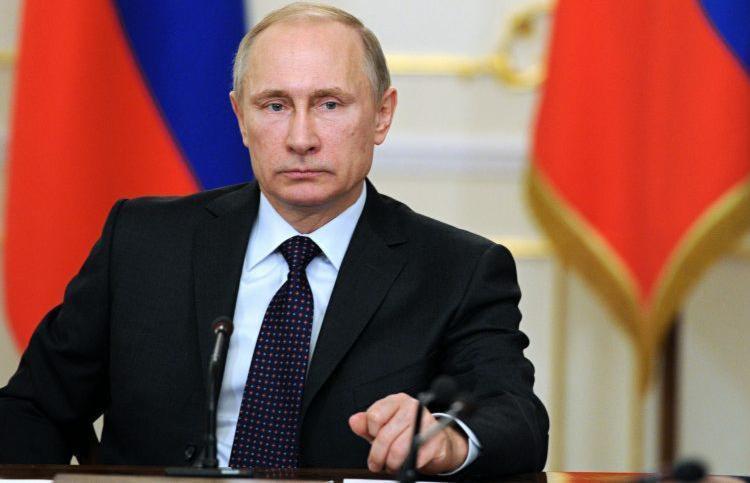 Putin, presidente da Rússia - Foto: Divulgação