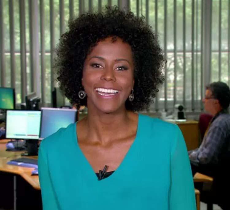 Muitos seguidores elogiaram a boneca de Maju Coutinho - Foto: Divulgação | TV Globo