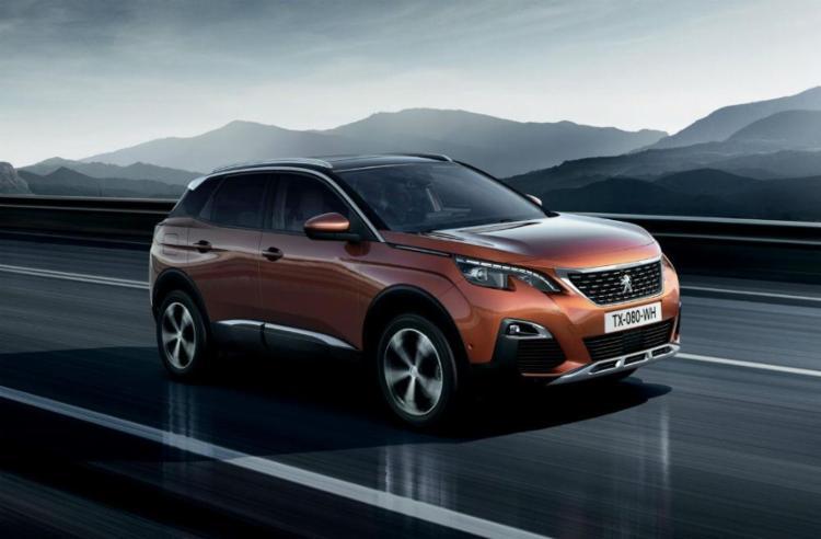 Especula-se que o novo SUV da Peugeot chegue com um motor 1.6 - Foto: Peugeot | Divulgação