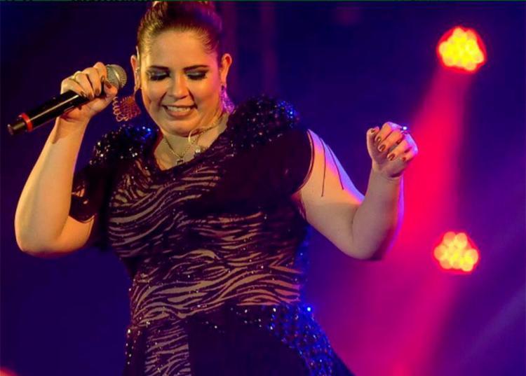 Cantora fez declaração durante apresentação no festival São João da Capitá - Foto: Reprodução | Instagram