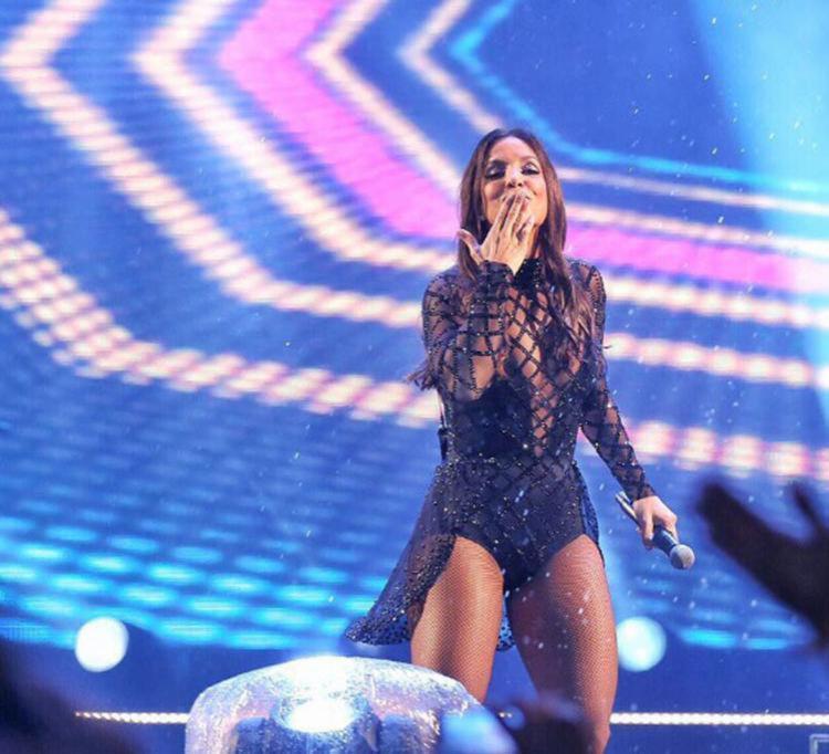 A cantora vai interpretar a música Sangue Latino - Foto: Reprodução | Instagram