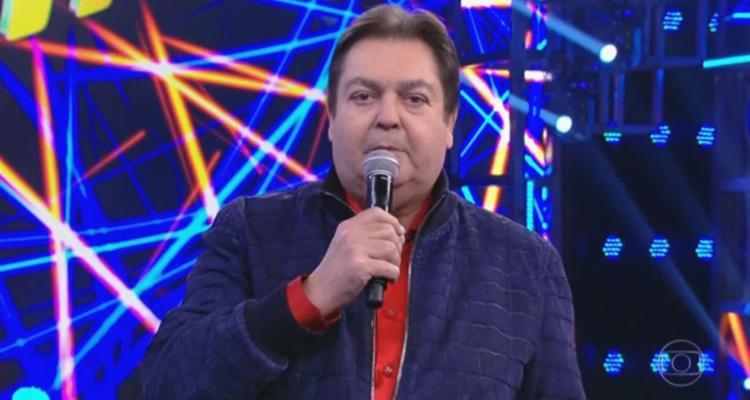 Desabafo de Faustão aconteceu durante a exibição do programa neste domingo - Foto: Reprodução   TV Globo