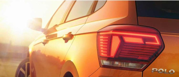 Lançamento oficial do polo 2018 será na próxima sexta-feira, 16 - Foto: Divulgação | Volkswagen