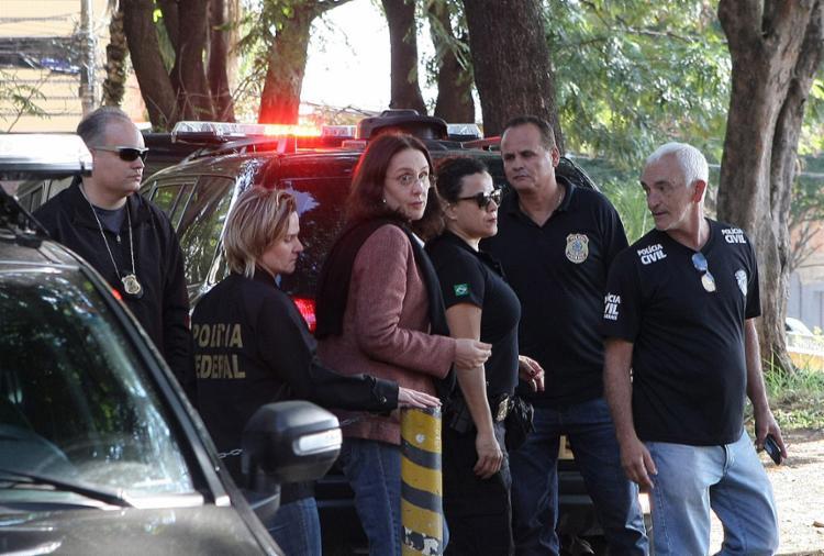 Por três votos a dois, a jornalista, que está presa desde o dia 18 de maio, permanecerá sob custódia em regime de prisão preventiva - Foto: Alex de Jesus l O Tempo l Estadão Conteúdo