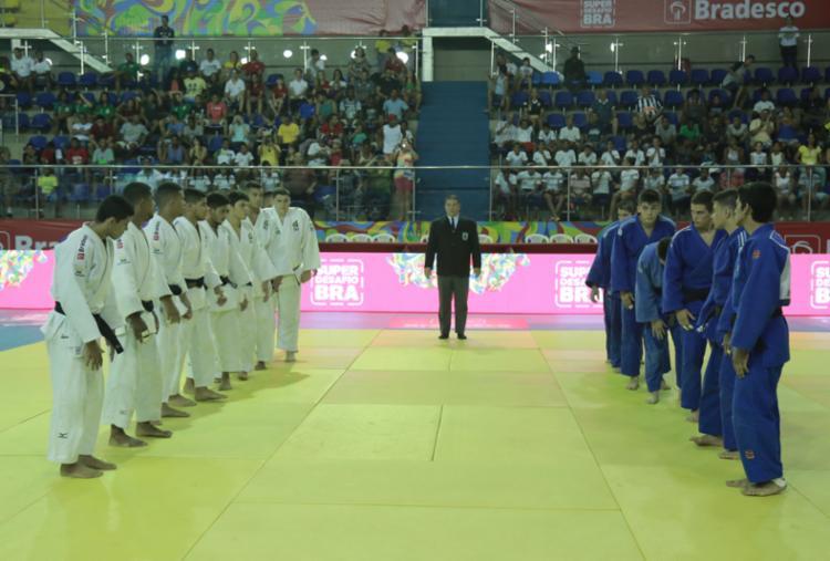 Seleções voltam a se enfrentar na 3ª edição da Copa, no CPJ - Foto: Mayara Ananias | CBJ