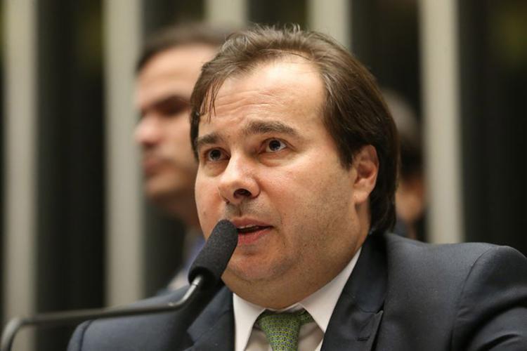 Presidente da Câmara avalia hipótese se houver pedido da Procuradoria contra o presidente Michel Temer - Foto: Antonio Cruz l Agência Brasil