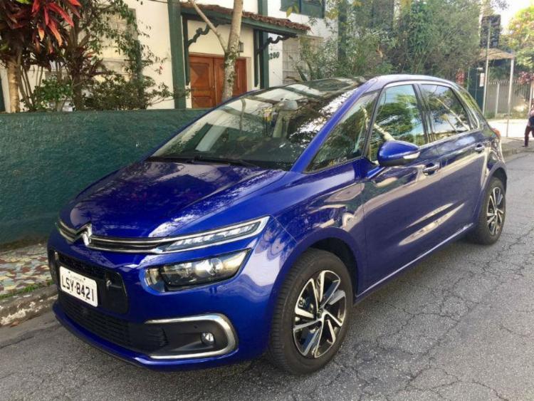 Citroën iniciou a pré-venda do C4 Picasso - Foto: Divulgação