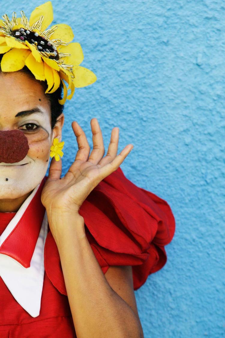 Felícia de Castro analisa a cena da palhaçaria em Salvador - Foto: Mila Cordeiro | Ag. A TARDE