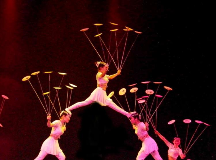 O grupo circense fará apresentações em setembro na Arena Fonte Nova - Foto: Divulgação