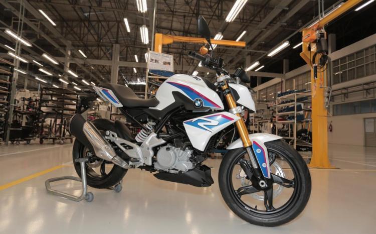 BMW G 310 R chega ao Brasil no segundo semestre - Foto: BMW Motorrad