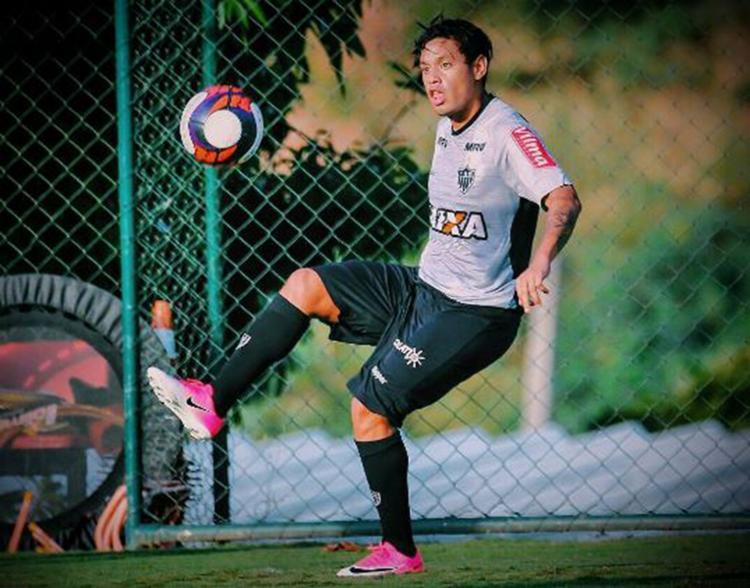 Jogador chegou recentemente a um acordo de rescisão com Atlético-MG - Foto: Reprodução l Instagram
