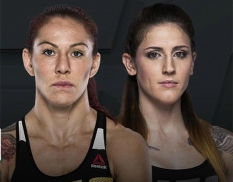 Brasileira vai encara a australiana no dia 29 de julho - Foto: Reprodução l UFC