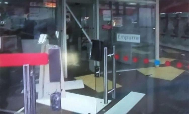 Não há informações sobre os valores roubados - Foto: Reprodução | TV Bahia
