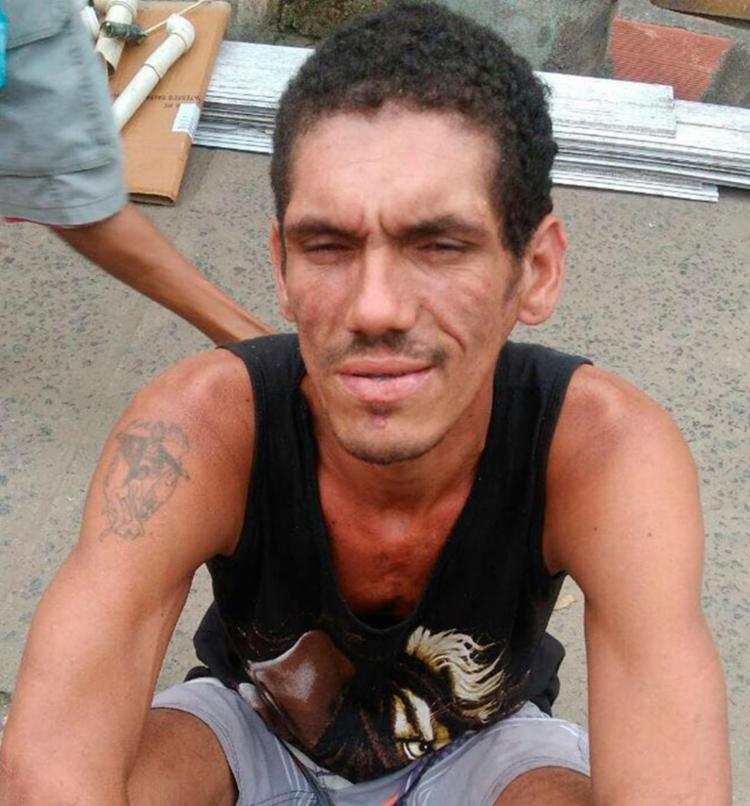 Hélio Magalhães Lima era procurado por diversos roubos a ônibus - Foto: Divulgação | SSP