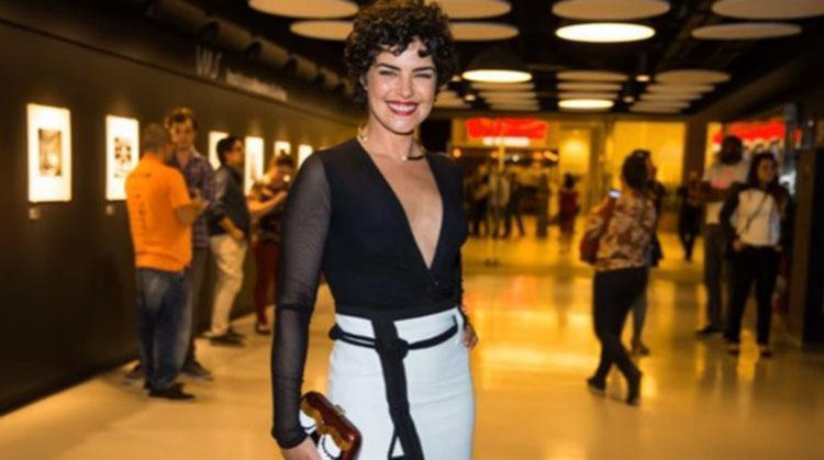 Ana Paula Arósio vai poder escolher o papel que deseja atuar - Foto: Reprodução   Youtube