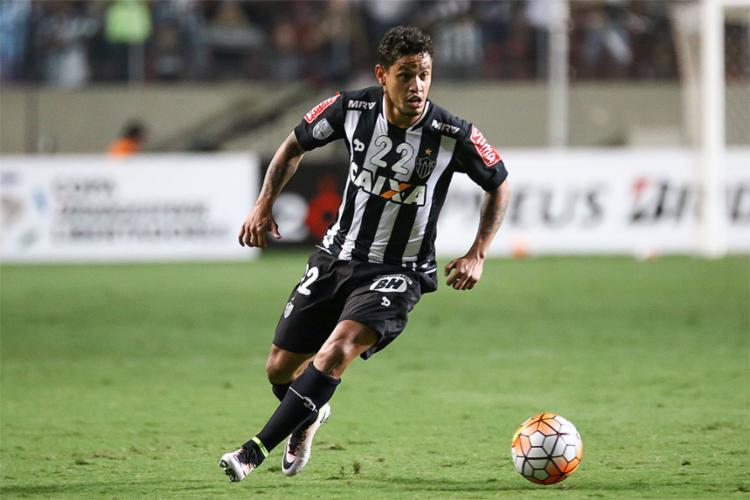 Meia esteve na Toca do Leão, nesta terça-feira, 20, para realizar exames - Foto: Bruno Cantini l Atlético-MG