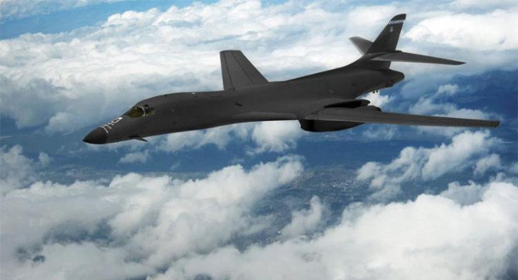 Ação acontece em conjunto com defesa sul-coreana - Foto: Divulgação | Força Aérea dos EUA