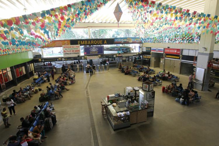 Estão disponíveis na Estação Rodoviária 1.6 mil horários extras, além dos 540 regulares - Foto: Divulgação | Carol Garcia | GOVBA