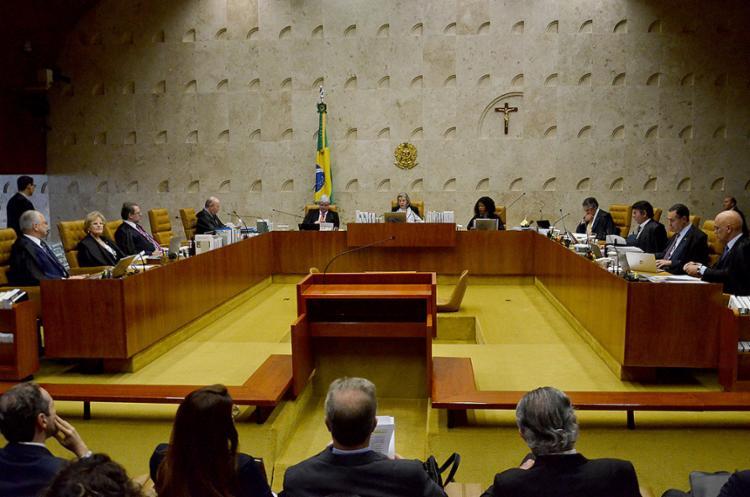 Sessão de julgamentos dos limites dos acordos de delação premiada será retomada nesta quinta-feira - Foto: Renato Costa l Estadão Conteúdo